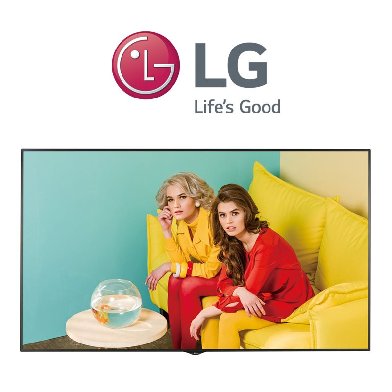 LG Digital Signage Displays