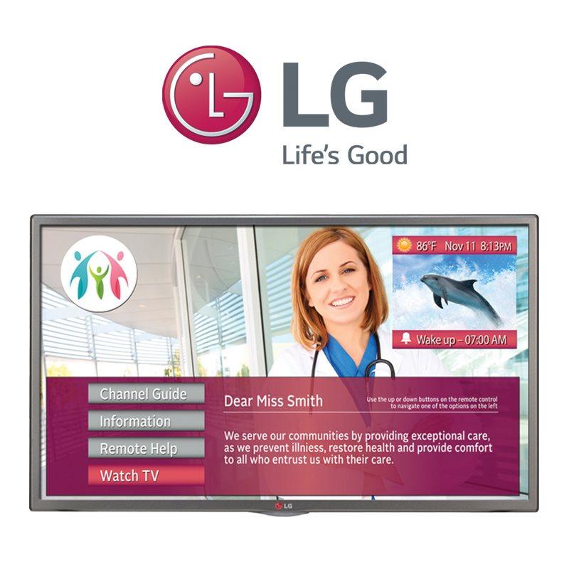 LG Hospital Common Areas
